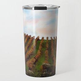 Wine Country Travel Mug