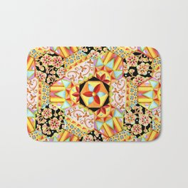 Gypsy Boho Chic Bath Mat