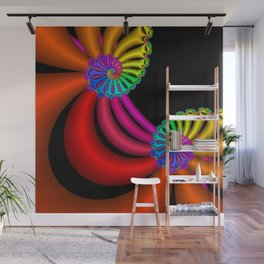 life is colorful -6- Wall Mural
