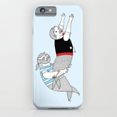 On how some species of mermen resolve trivial quarrels Slim Case iPhone 6s