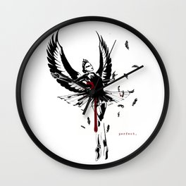 Black Swan Wall Clock
