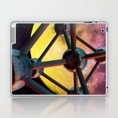 Atomium in space Laptop & iPad Skin