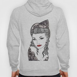 Noir Witch Hoody