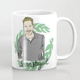 Sean Maguire - Once Upon A Time's Robin Hood Coffee Mug
