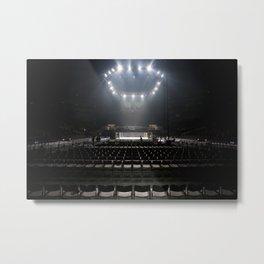 Saitama Super Arena waits for Sengoku No Ran Metal Print
