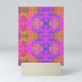Sedated Abstraction II Mini Art Print