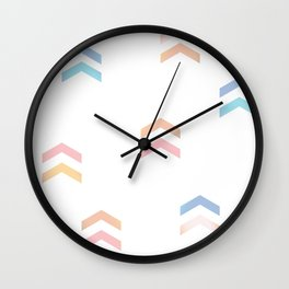 Tara Morocco Wall Clock