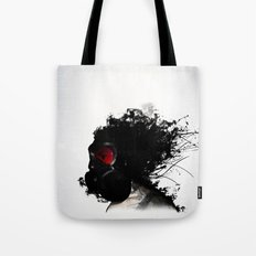 Ghost Warrior Tote Bag