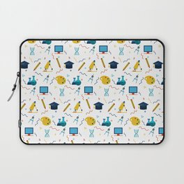 Best school design pattern Laptop Sleeve