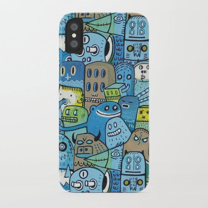 Quai n°12 iPhone Case