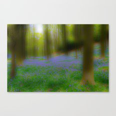 Bois de Halle in a Dream Canvas Print