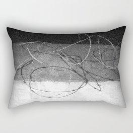 War is... Hell | Nadia Bonello Rectangular Pillow
