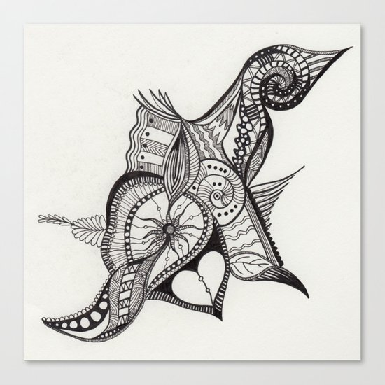 Nautilus I Canvas Print