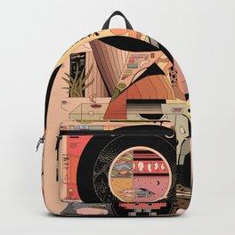 Lemon Club Fish House Backpack