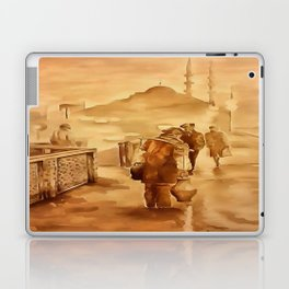 Yoghurt Delivery - The Yogurtcu Laptop & iPad Skin