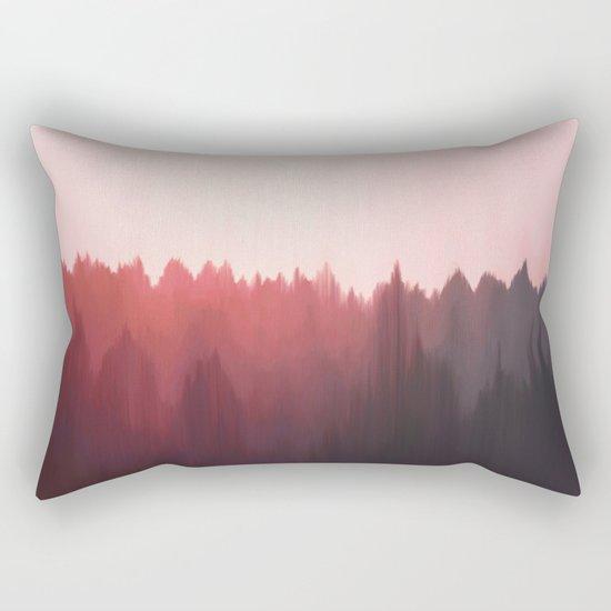 Sun Glare Rectangular Pillow