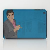 seinfeld iPad Cases featuring Cosmo Kramer // Seinfeld // Graphic Design by Dick Smith Designs