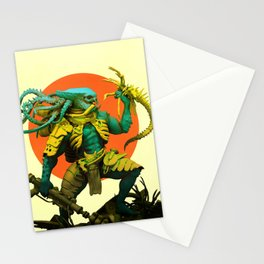 KingCrab Stationery Cards
