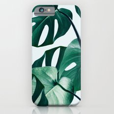 Monstera #society6 #artprints #buyart iPhone 6 Slim Case