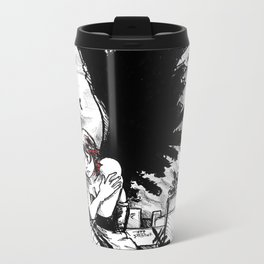 Dark angel Metal Travel Mug