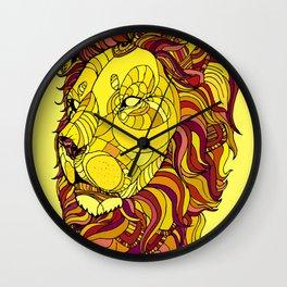 NOI-L Wall Clock