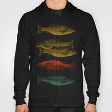 One fish Two fish... Hoody