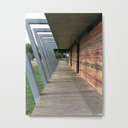 Modern Architcture Metal Print