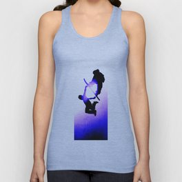 Free Fall II Unisex Tank Top