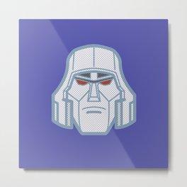 Megatron Metal Print
