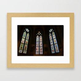 The Cloisters Framed Art Print