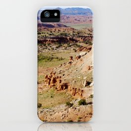 Painted Desert Valley iPhone Case