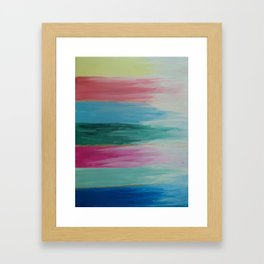 Changes Framed Art Print
