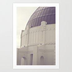 The Observatory Art Print