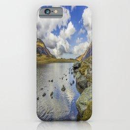 Lake Idwal iPhone Case
