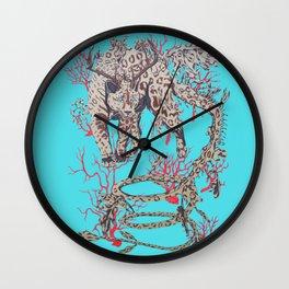 Mishipeshu Wall Clock