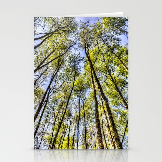 Peace of the Forest Stationery Cards
