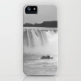 Horseshoe Falls - Niagara - Circa 1900 iPhone Case