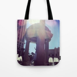 Caesar, your palace is lovely  Tote Bag
