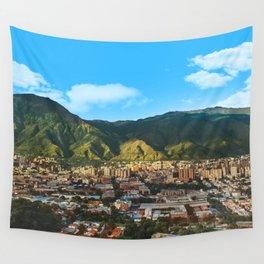 El Avila, Caracas Venezuela Wall Tapestry