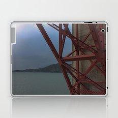 Golden Gate Geometry 1 Laptop & iPad Skin