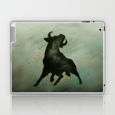 TRK - Bull Laptop & iPad Skin