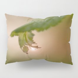 Shiny Drop n Forest #decor #buyart #society6 Pillow Sham
