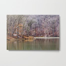 early spring in Ohio Metal Print