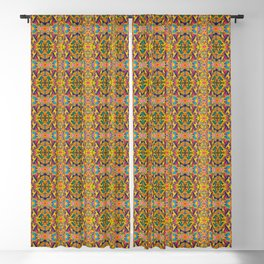 Egyptian Kitties Blackout Curtain