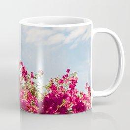 Flower Wall Art Coffee Mug