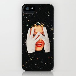 I Think We Will  Make It Through iPhone Case