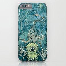 s'accrocher à l'amour iPhone 6s Slim Case