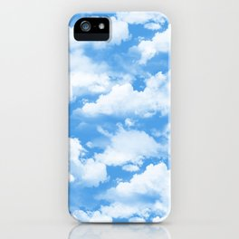 Sky's the limit. iPhone Case