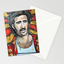 Raising Arizona Nicolas Cage Stationery Cards
