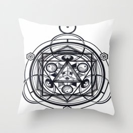 Compression * Throw Pillow